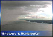 What's the difference between 'rain' and 'showers'? | KOMO